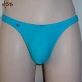 String de bain bleu
