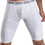 Cycliste Blanc